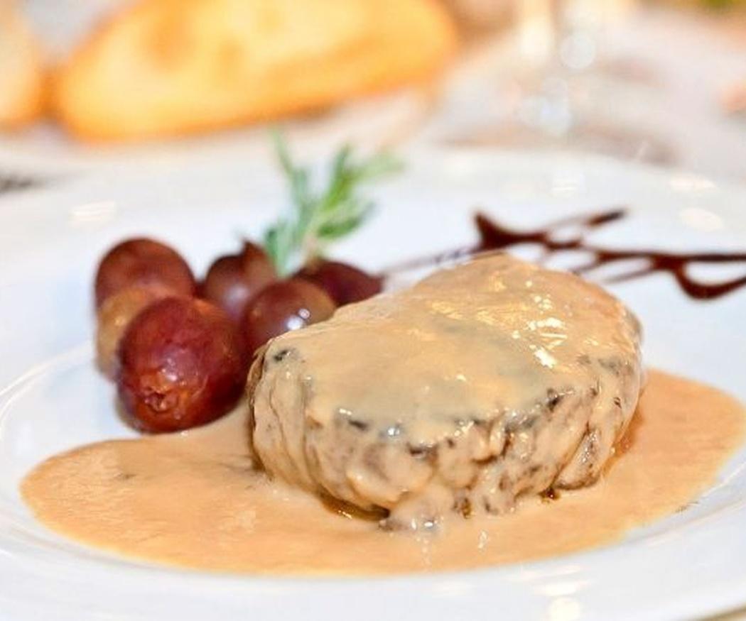¿Carne o pescado para el menú de boda?