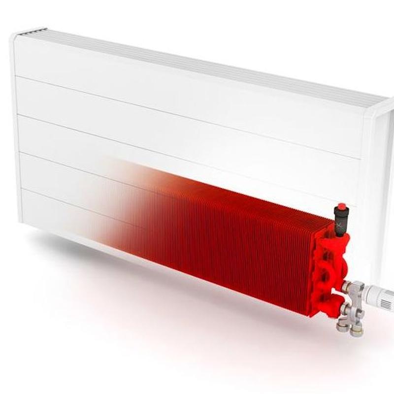 Radiador jaga de baja temperatura