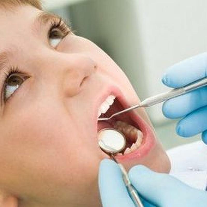 Odontopediatría: Tratamientos de Clínica Dental García Villagrá