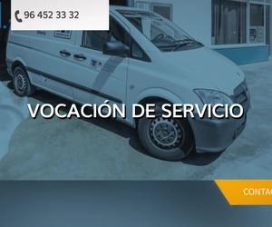 Refrigeración industrial Castellón de la Plana: DM Refr. Transporte