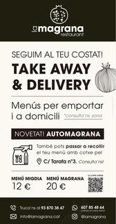 Restaurante en Granollers Take Away & Delivery