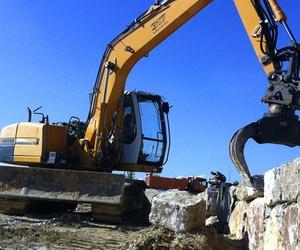 Maquinaria para excavaciones en Jaén