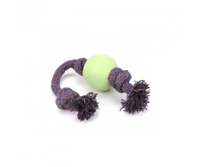 Pelota Beco Ball con cuerda: Productos y Servicios de Narval Mascotas