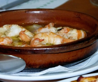 Desserts: Dishes and menus de Restaurant La Mezquita
