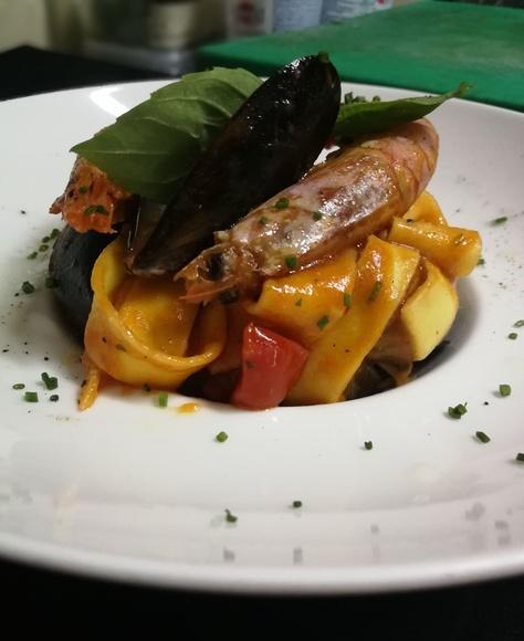 Primeros platos: ¿Qué tenemos? de Restaurante Terra Mía