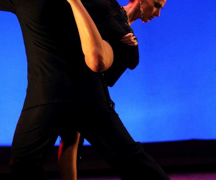 Baile de salón  : Actividades y horarios   de Taller de Danza de Alcalá