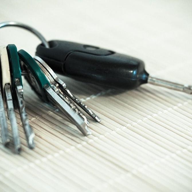 ¿Qué debes hacer si pierdes las llaves de tu coche?