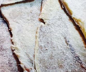 Rollitos: Nuestras especialidades de Las Cavas del Champán