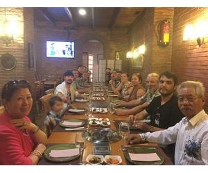 Restaurante coreano en Barcelona