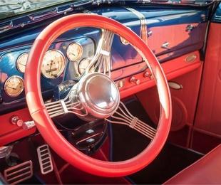 La importancia del interior en un coche clásico