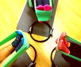 Yoga: 6 Tipos de Clases de Eles Pilates Madrid