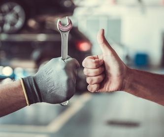 Neumáticos: Servicios de Talleres Claupa