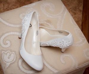 Cómo deben de ser los zapatos de una boda