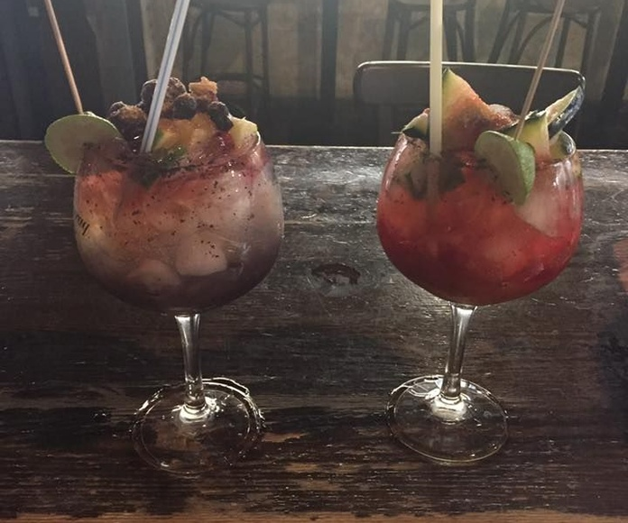 Bar de copas: En nuestro local de Cervecería Ca'Melán