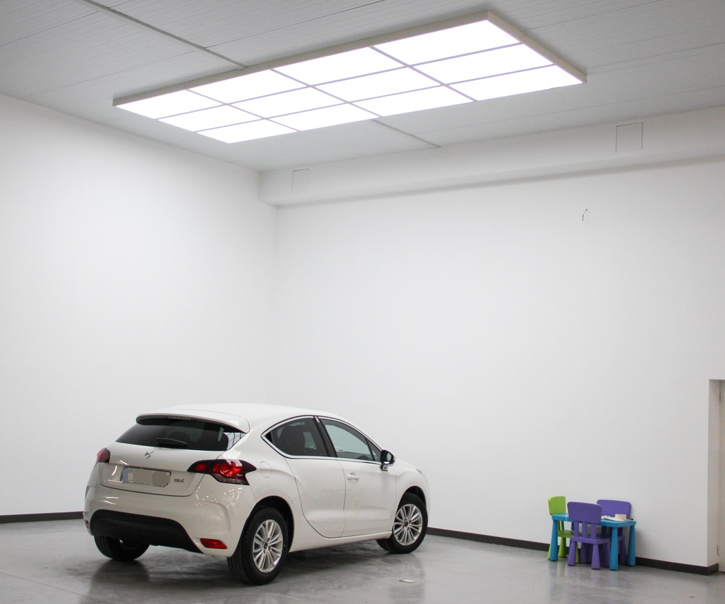 Paneles de luz Osan Iluminación