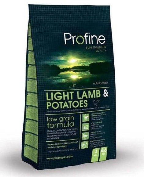 Profine Light Lamb & Potatoes: Productos y Servicios de Narval Mascotas