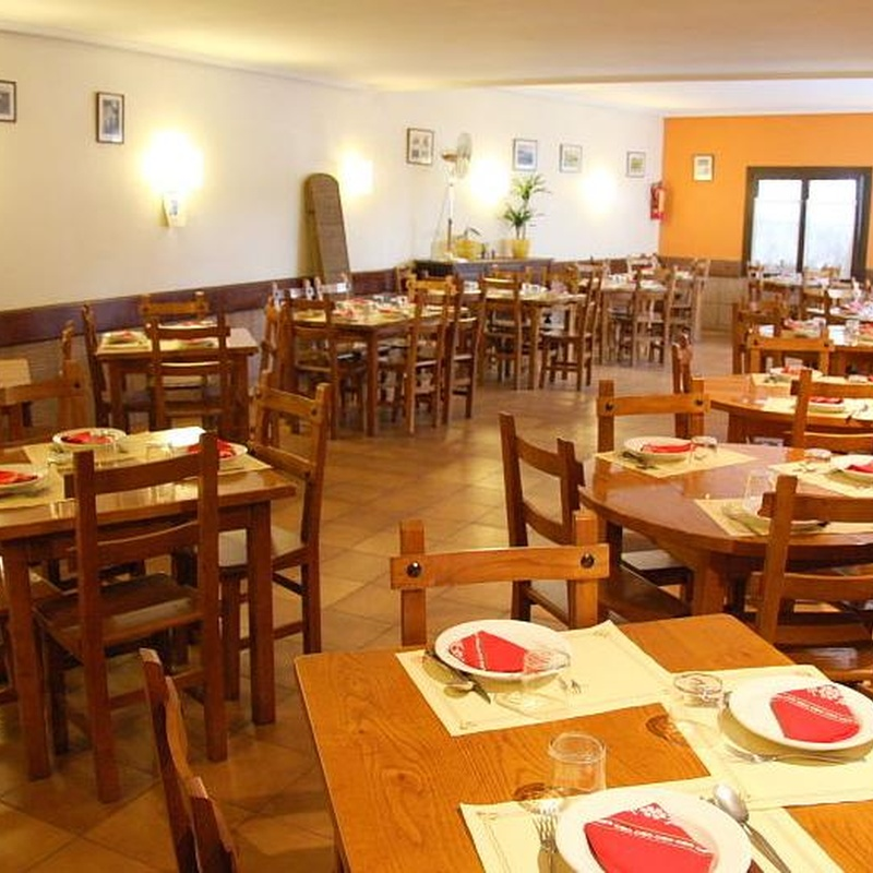 5.- Bocadillos: Carta de Bar - Restaurante Txiskuene Jatetxea