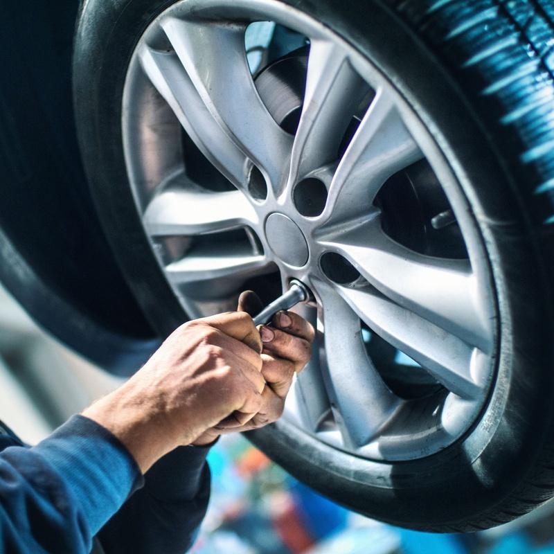 Cambio de ruedas: Servicios de Fixauto Talleres