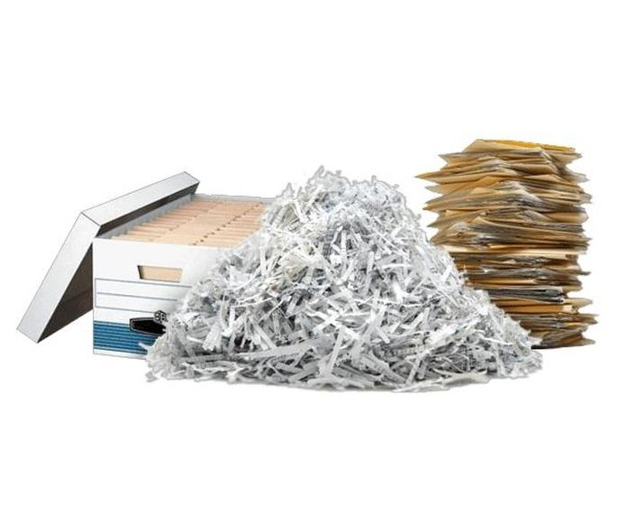 Low cost 90€ + 10% IVA: Servicios de Servicio Integral de destrucción de documentos