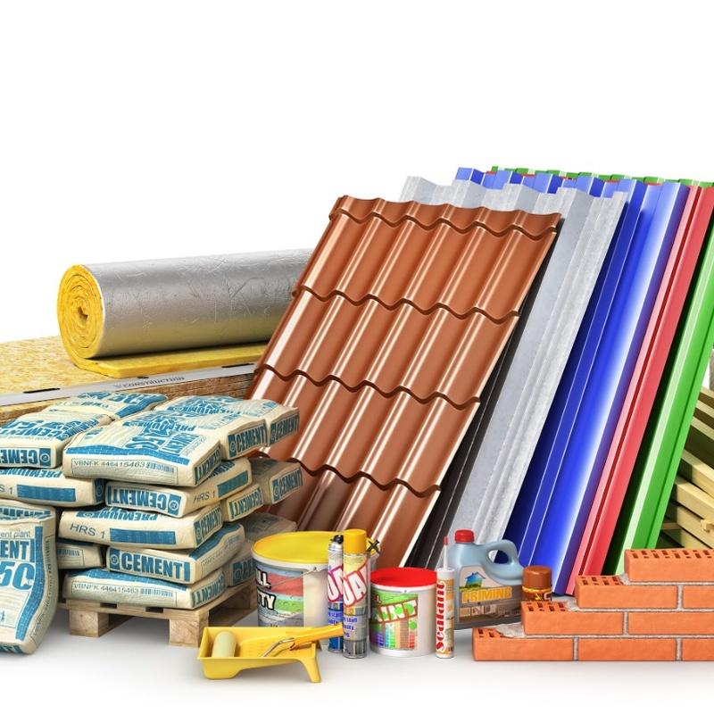 Materiales para la construcción: Nuestros productos de Hermanos Fantova