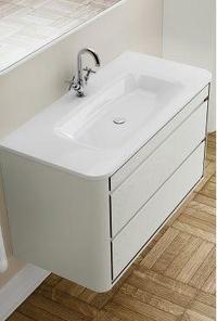 Mueble de baño Fiora encimera Crismar integrada