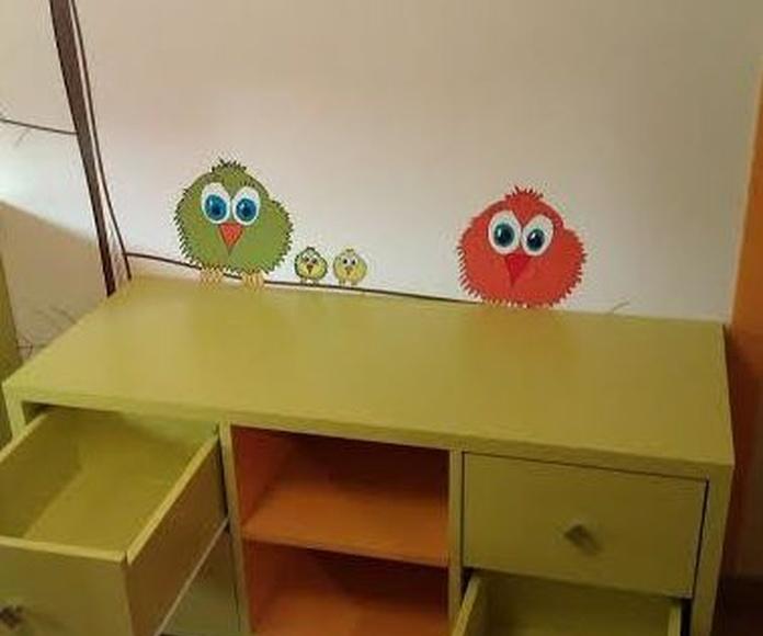 muebles juveniles Oviedo