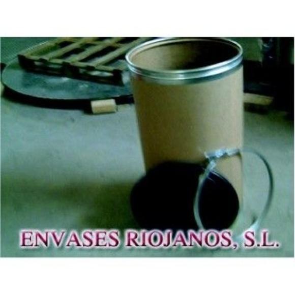 Envases cilíndricos de táblex: CATÁLOGO de Envases Riojanos
