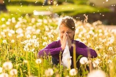 Cómo proteger tus ojos de alergias