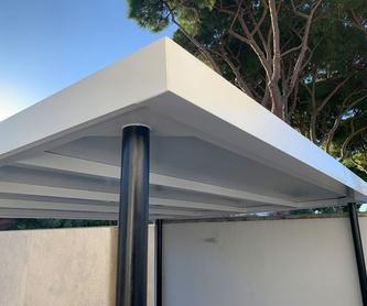 Mobiliario: Nuestros servicios de Cerrajería Inox Las Salinas