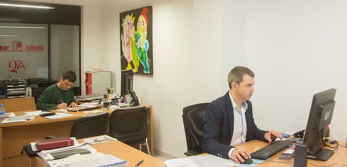 Gestors Associats Porcar Fulleda: asesoría de empresas en Castellón