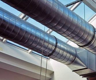 Ventilación: Productos de Reus Fred, S.L.