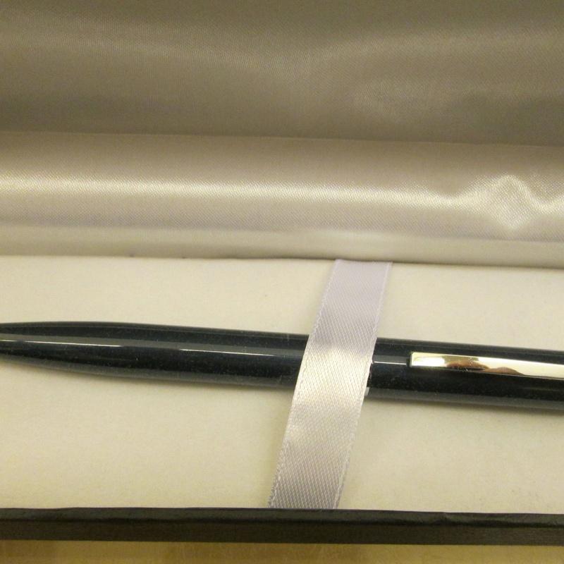 Bolígrafo regalo. Swing ejecutive metálico