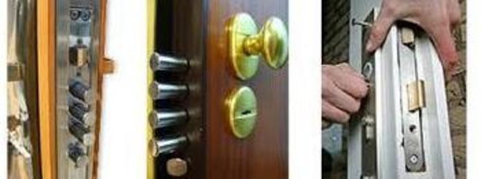 reparación de cerraduras