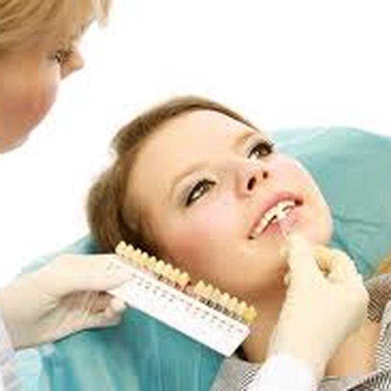 Puentes y coronas de porcelana: Servicios de Clínica Dental Box Serrano