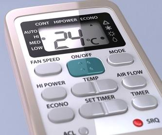 Calefacción: Servicios de Pereiro Casal