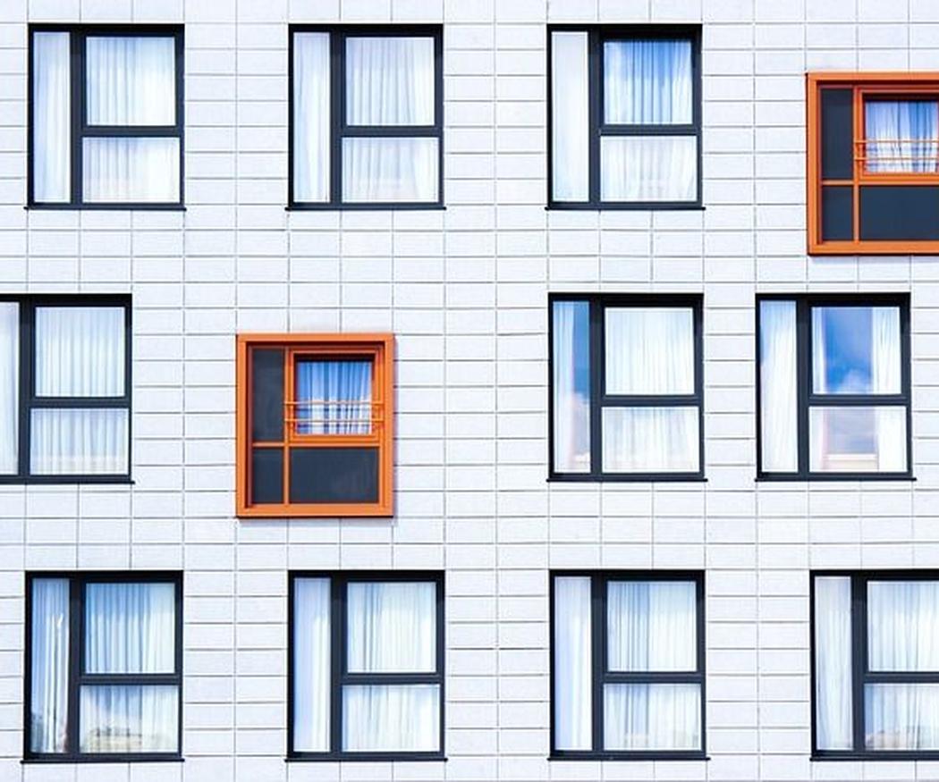 Cuidado de fachadas