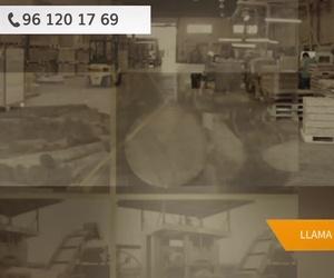 Artesanos de la madera en Valencia | Torneado y Mecanizado de Madera Tnim