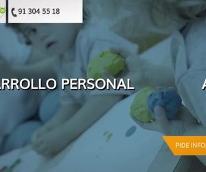 Guardería infantil bilingüe en Ciudad lineal en Madrid