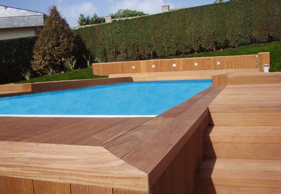 Tipos de madera para exterior