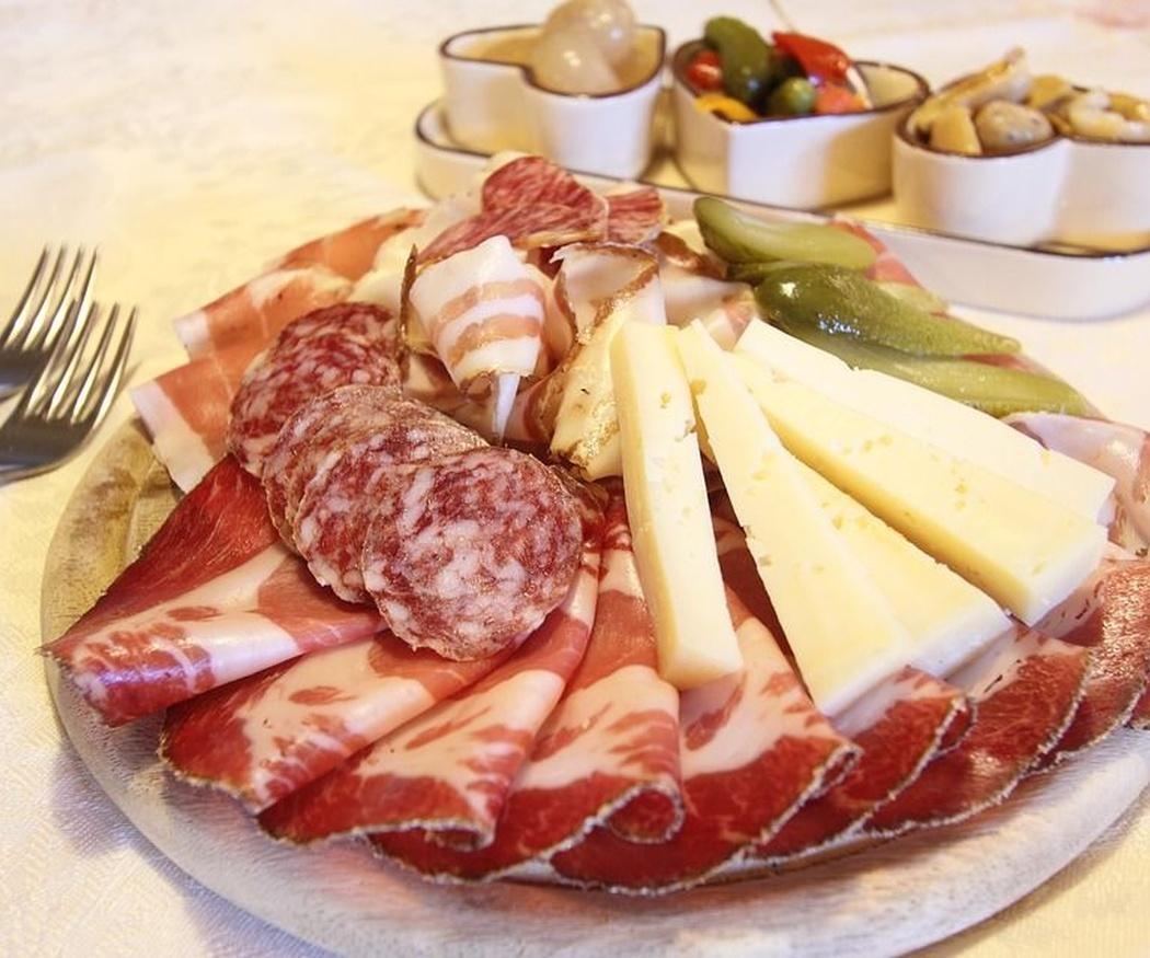 Los embutidos más consumidos en España