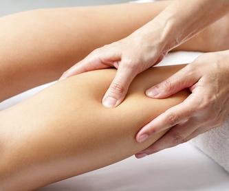 Osteopatía: Servicios de Ansón Manuel