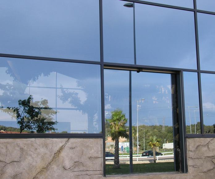 Puertas Automáticas de Cristal Rápidas: Puertas automáticas  de Farem Puertas Automáticas