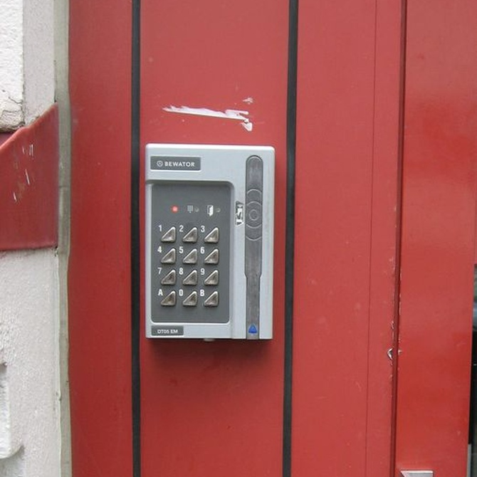 Ventajas de las cerraduras electrónicas