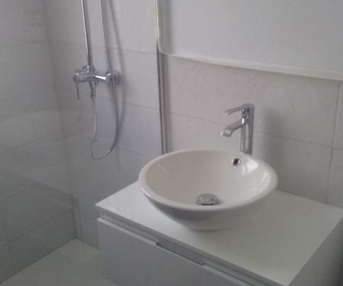 Reforma cuarto de baño en Santa Cruz de Tenerife