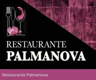Otras D.O.: Carta de Restaurante Palmanova