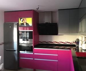 Muebles de cocina de diversos estilos
