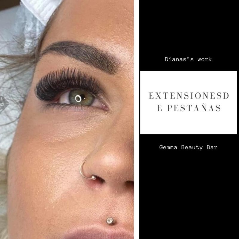 Extension de pestañas: Nuestros servicios y fotos de Gemma Beauty Bar