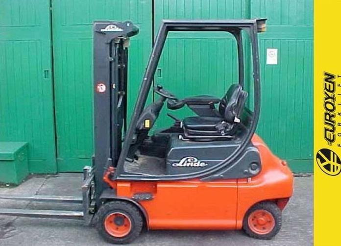 Carretilla eléctrica LINDE Nº 6054: Productos y servicios de Comercial Euroyen, S. L.