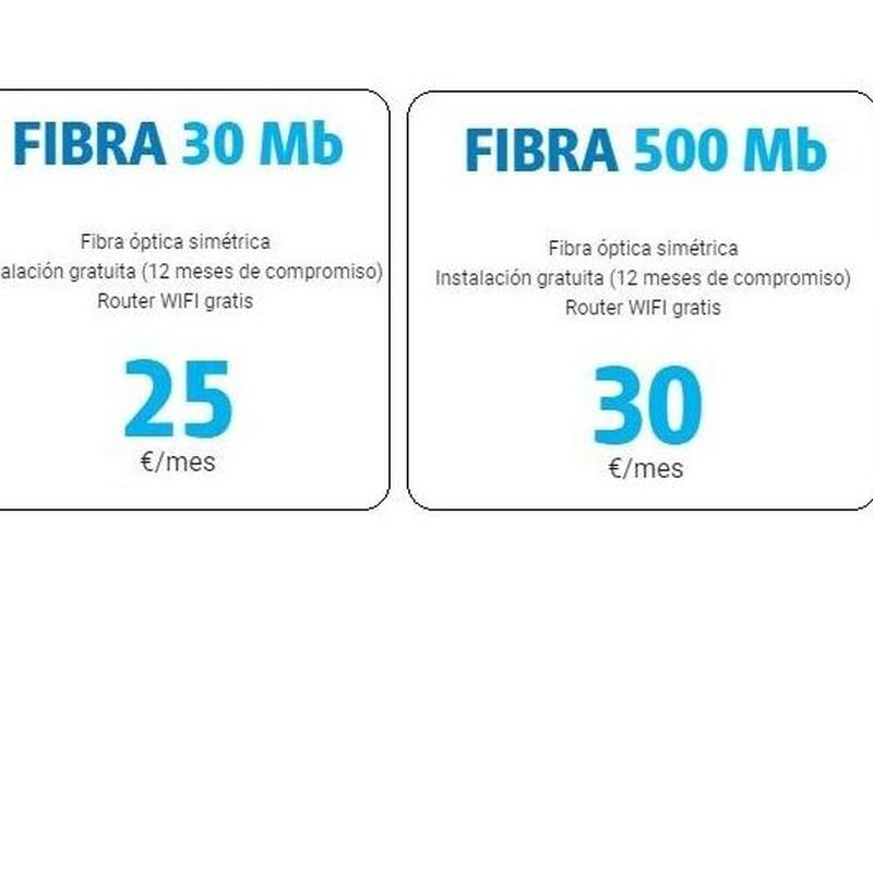 Tarifas Casa - DIGI NET: Servicios de Informática Valdespartera