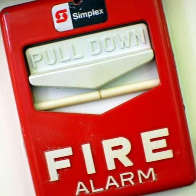 La seguridad anti incendios en los garajes